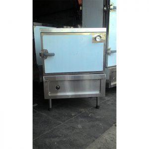 Tủ nấu cơm dùng GAS 4 khay 20 kg
