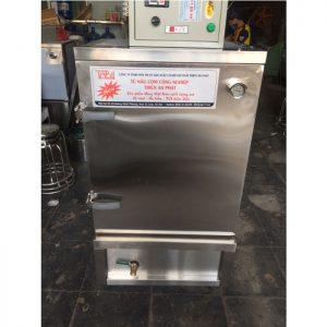 Tủ nấu cơm bằng điện 8 khay 40 kg