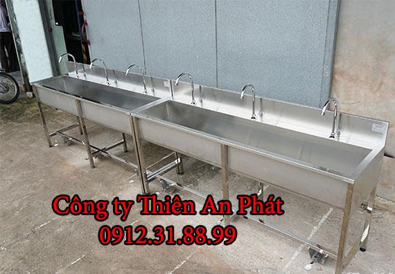 Máng rửa tay Inox cao cấp – Thiên An Phát